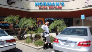Normans Rare Guitars Jerry Jemmott Interview 006