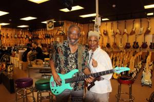 Normans Rare Guitars Jerry Jemmott Interview 012