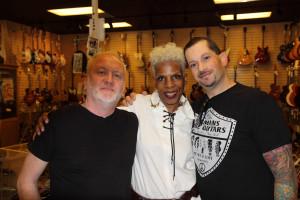 Normans Rare Guitars Jerry Jemmott Interview 019