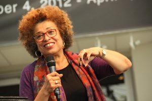 Dr. Angela Y. Davis African American Museum photo by Osiris Munir ankh entertainment, culver city news