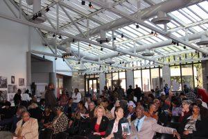 Dr. Angela Y. Davis African American inside audience