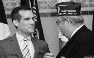 Mayor Garcetti VA LA County Initiative 103
