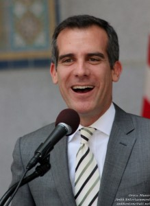 Mayor Garcetti VA LA County Initiative 127