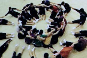 Dance Camera Wesr Soich Men's Japanese Gymnastics 062