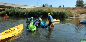 LA River Paddle 049