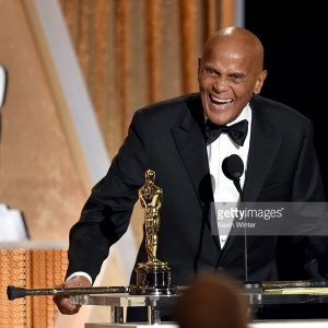 onstage during the Academy Of Motion Picture Arts And Sciences' 2014 Governors Awards at The Ray Dolby Ballroom at Hollywood & Highland Center on November 8, 2014 in Hollywood, California.